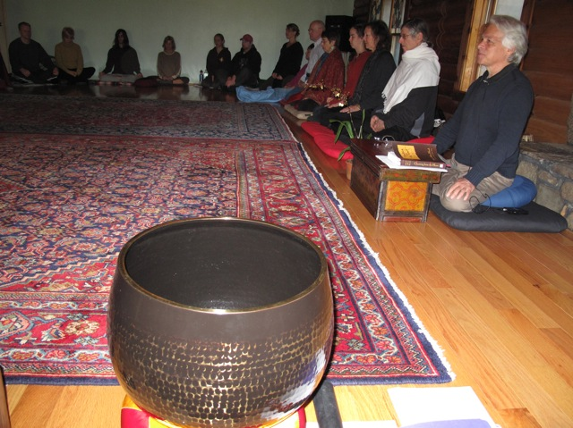 Fred and sangha meditating.jpg